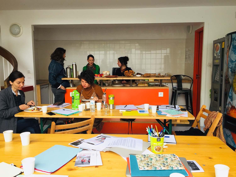 Artist in Residence Program in Paris